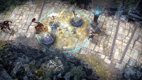 MOBA Guardians of Middle-Earth có mặt trên PC 1