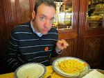 And Spaghetti Carbonara...yumm