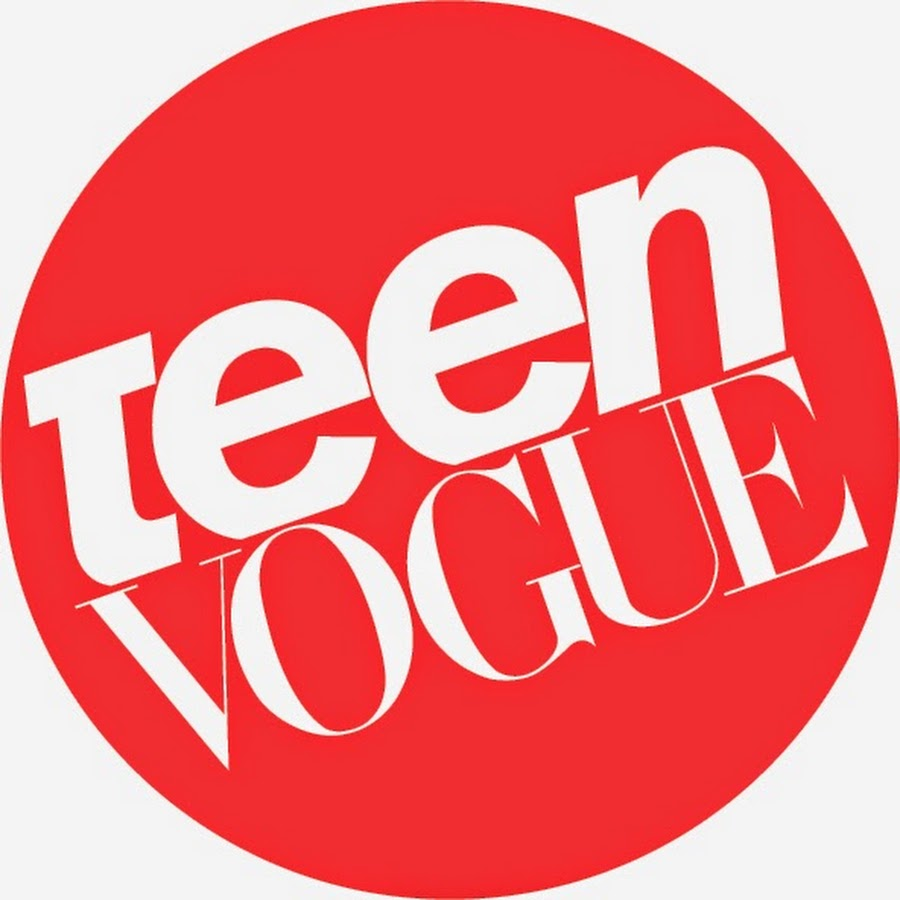 Teen Vogue Magazine Logo Png, Transparent Png - 800x600