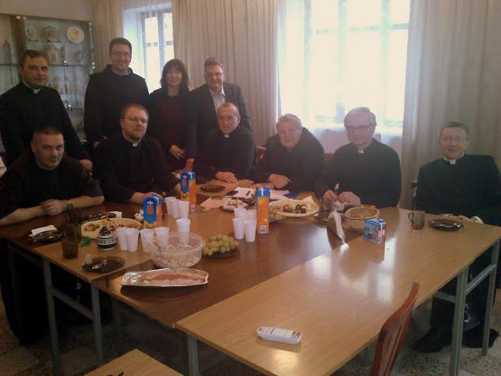 Spotkanie Doradcow Duchowych Ekip Mazowieckich END
