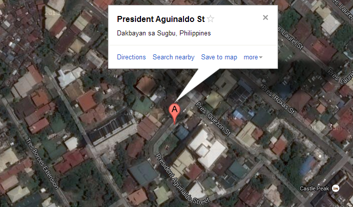 Barangay Kasambagan fire