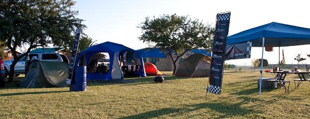 The Locost Formula campsite