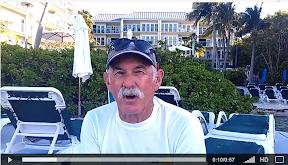 Dave Ullman from Ullman Sails- sailing J70 Key West