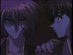 Scary Eyes Kenshin!