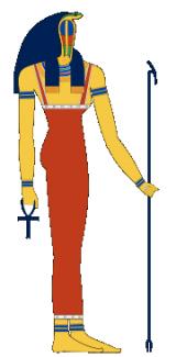 Goddess Meretseger Image
