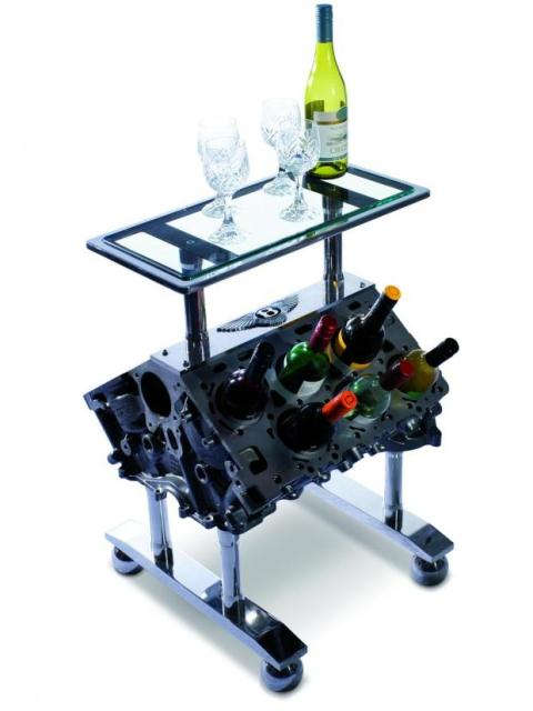Столик для вина Bentley