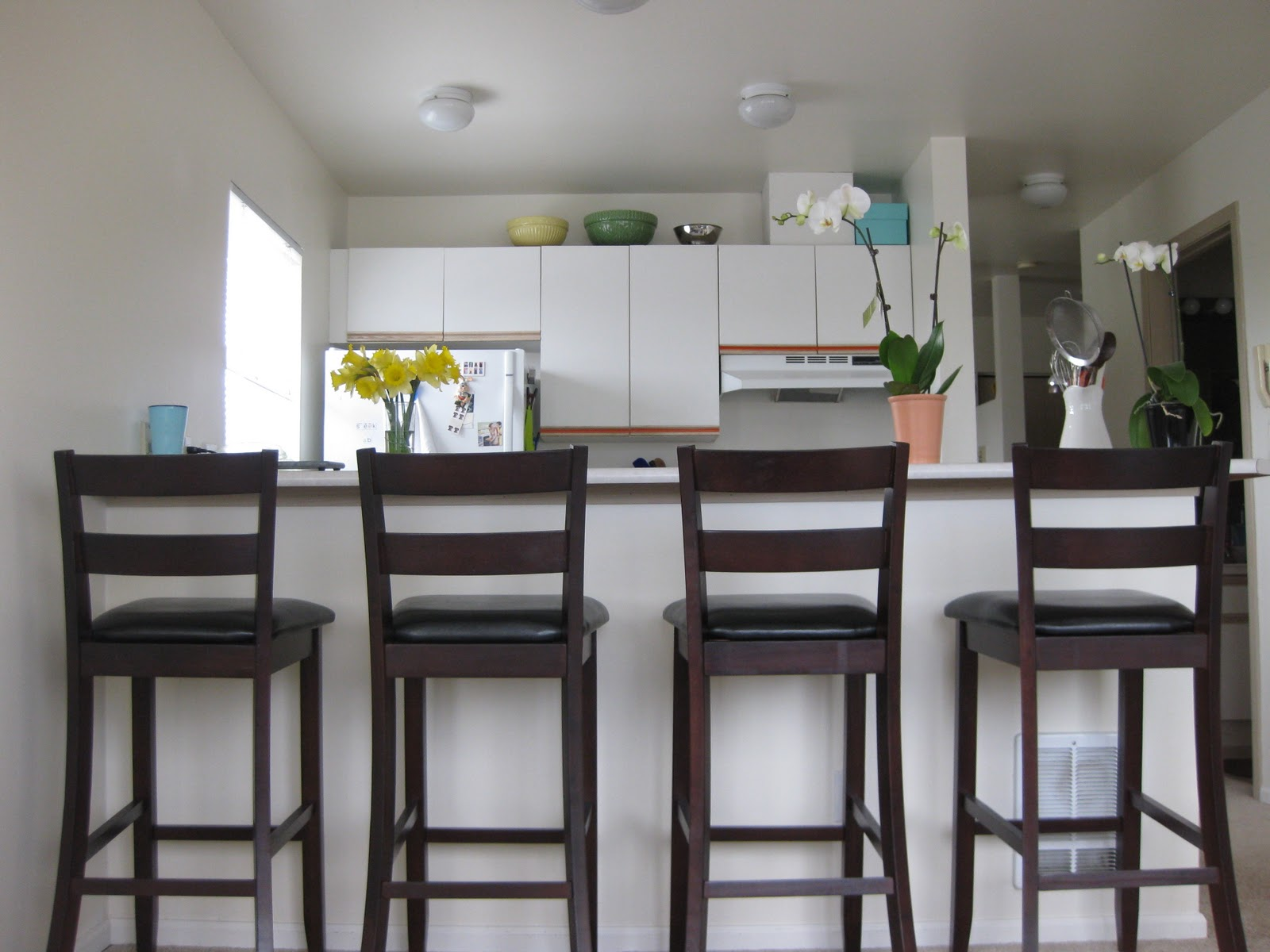 Sitting in the Kitchen – New Bar Stools