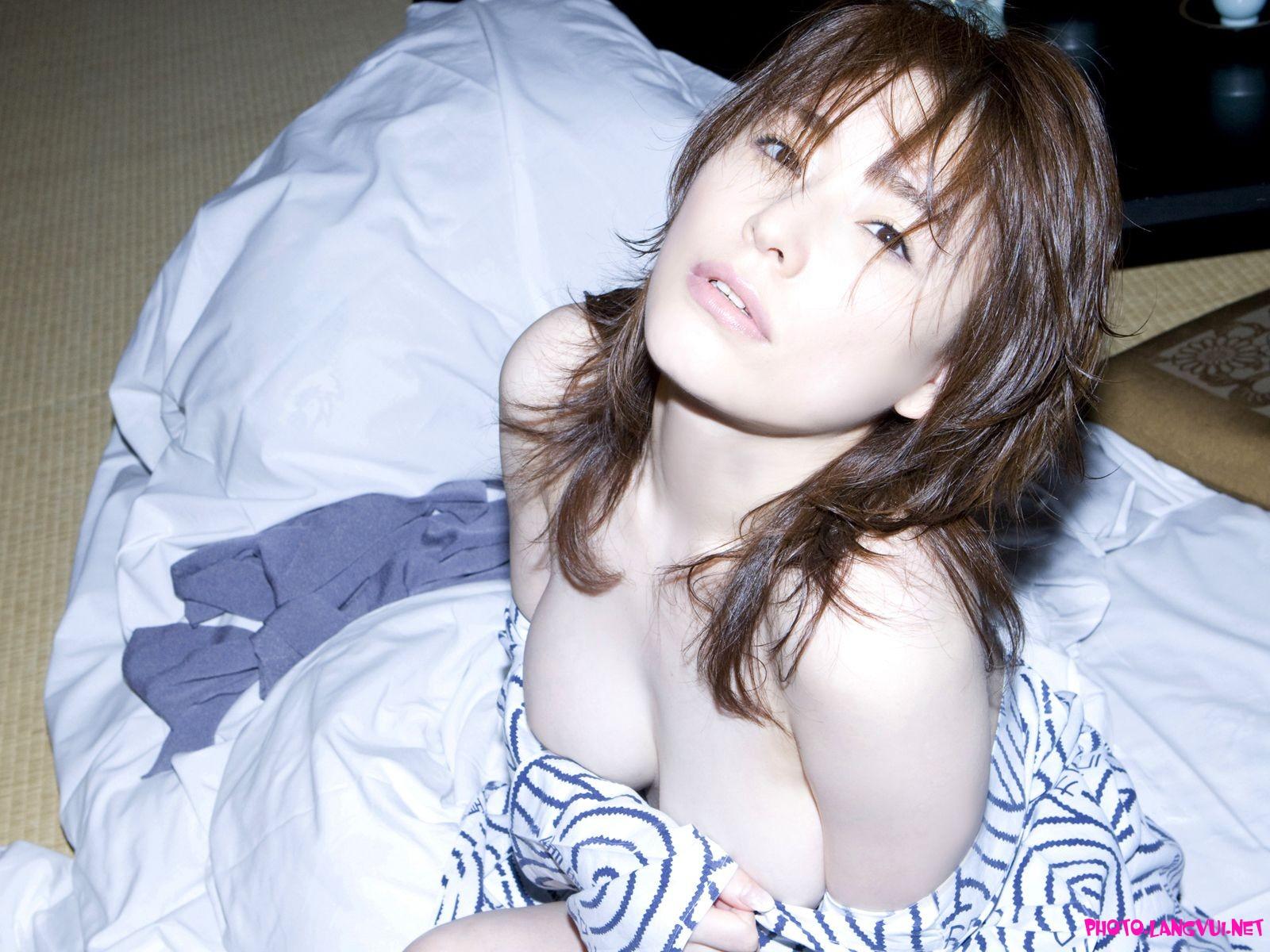 Haruka Nanami ướt át sexy