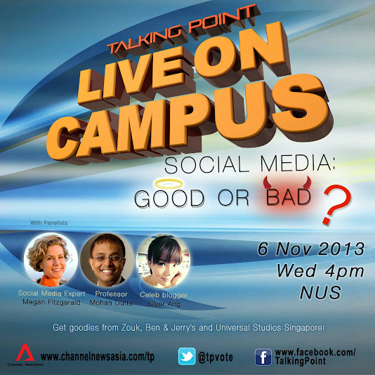 Talking Point Live on Campus