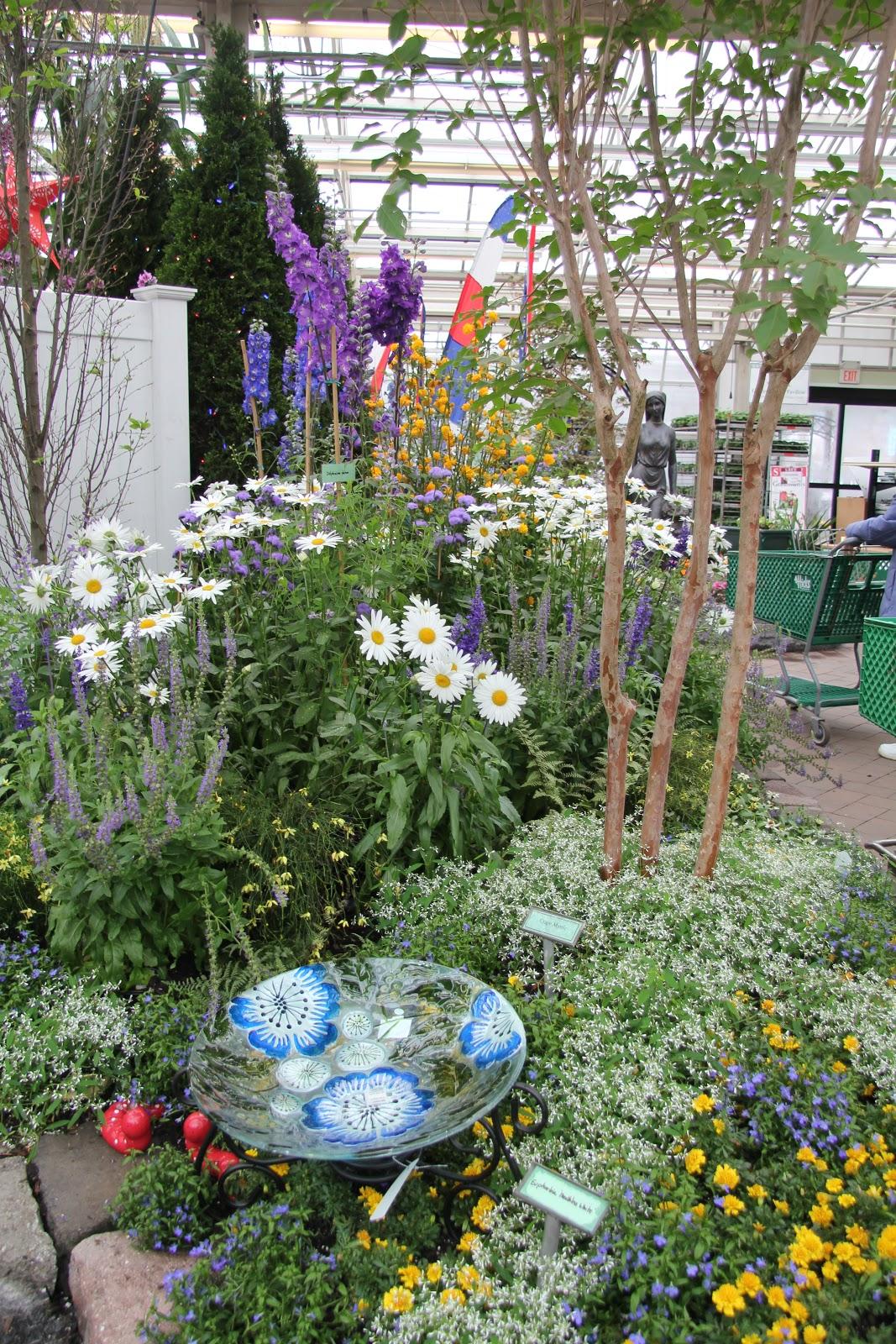 Gardening And Gardens: Hicks Nursery Flower & Garden Show