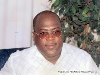 Félix Tshisekedi élu député pour le compte de l'UDPS en 2011 ne siège pas à l'Assemblée nationale. Il vient de taire les rumeurs sur son éventuelle participation à la Ceni (Mai 2013)