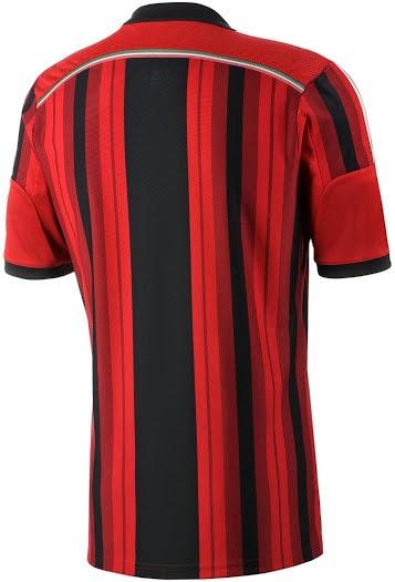 áo bóng đá AC Milan