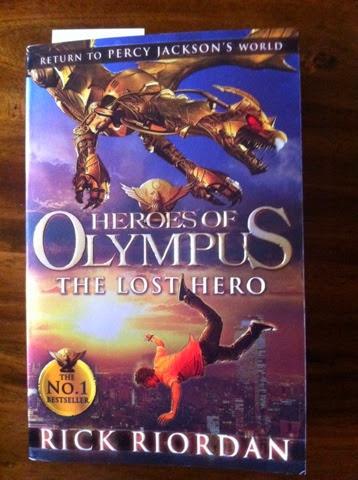 The Lost Hero Full Book No