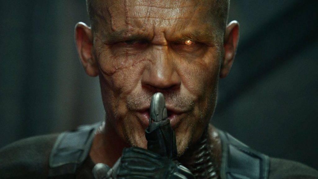 Deadpool 2 Josh Brolin Cable