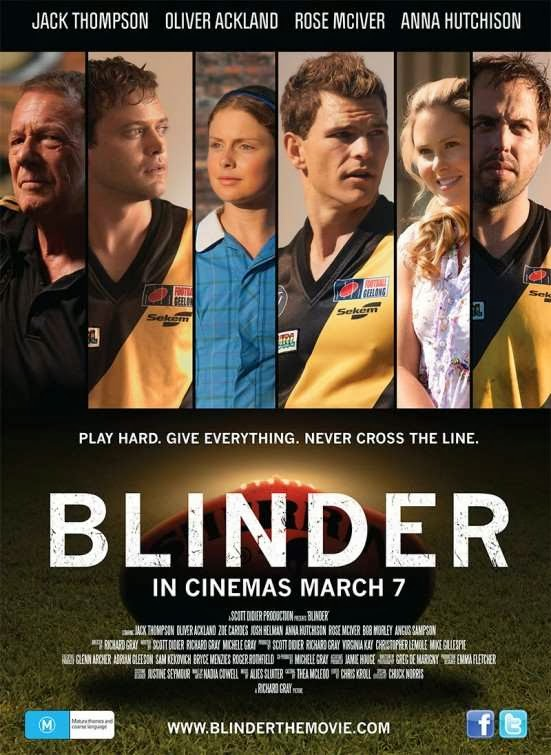 Poster Of English Movie Blinder (2013) Free Download Full New Hollywood Movie Watch Online At alldownloads4u.com