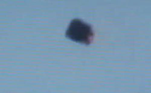 Airplane Or Ufo Abducted By Ufo