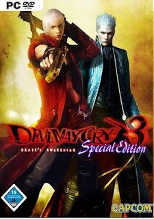 Devil May Cry 3 Portable Cool Game Download