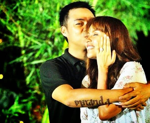 Chito Miranda and Neri Naig Wedding Proposal Video