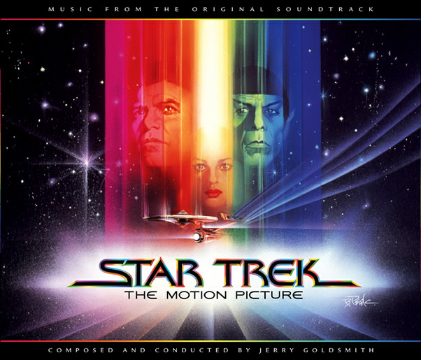 Star Trek: The Motion Picture Soundtrack Celebration from La La Land Records