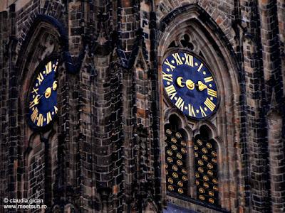ceasuri din Praga