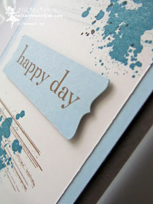 stampin up, happy day, gorgeous grunge, male card