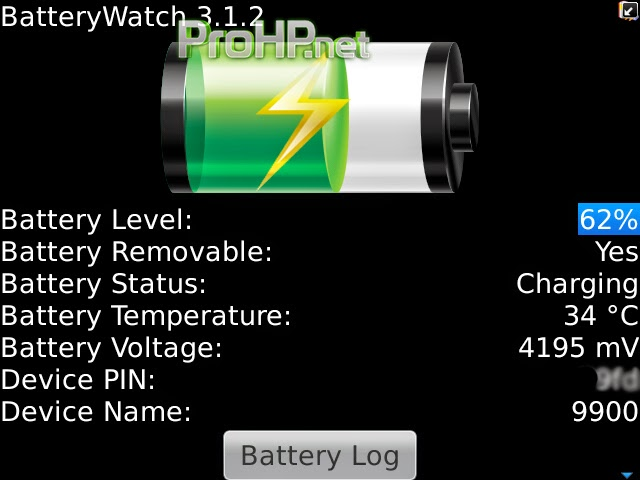 Battery Watch v3.1.2