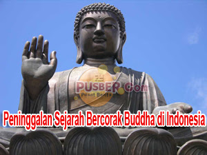Peninggalan Sejarah Bercorak Buddha di Indonesia,  Sejarah Agama Budha di Indonesia