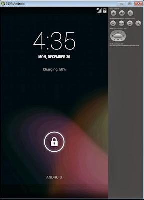Crear y ejecutar emulador en Android AVD Manager