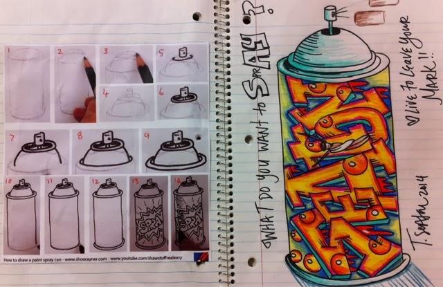 The Lost Sock Art Class Journaling