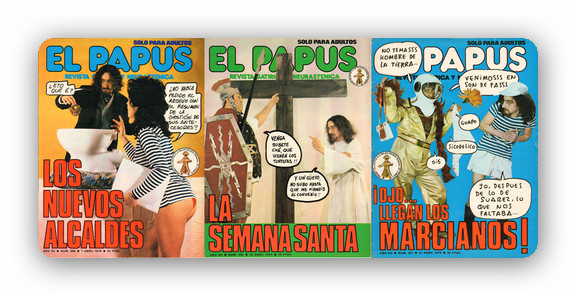 El Papus [255-257][C�mic][Espa�ol]
