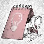 DIALOGO ADOLESCENTE ilustrado por Fernando Martínez