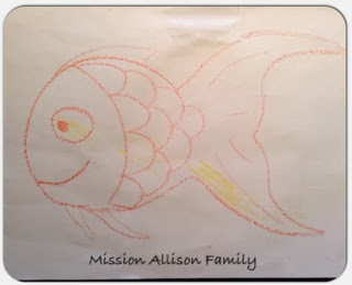 Tot School - Color Yellow Fish