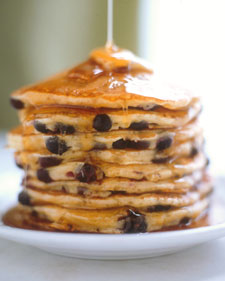 Best Buttermilk Blueberry Pacncakes