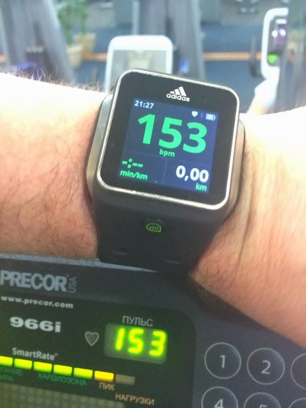 Часы+кардиомонитор+GPSтрекер+шагомер+MP3плеер+планировщик тренировок