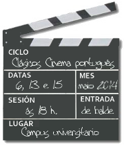 ciclo Cinema Português