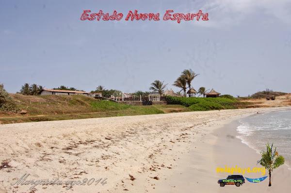Playa El Humo NE037, estado Nueva Esparta, Antolin del Campo
