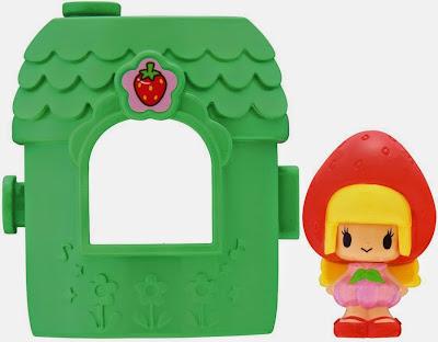Koeda-chan KF-06 Ngôi nhà mini của búp bê Ichigo với hình dáng đáng yêu