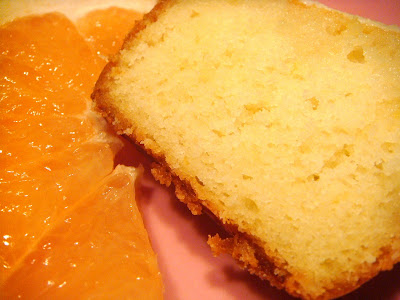 Greek yogurt grapefruit cakes