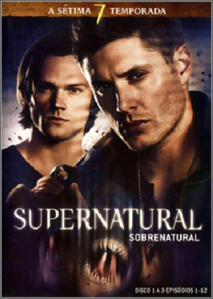 Download – Supernatural   7ª Temporada Completa   AVI Dual Áudio + RMVB Dublado