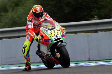 Valentino Rossi Ducati 2012