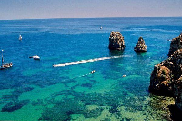 Algarve - отдых в Португалии, Лагуш