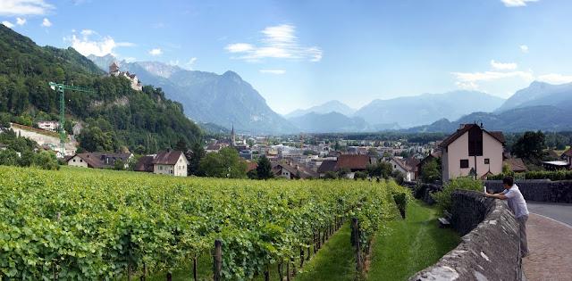 Что Посмотреть в Лихтенштейне за 1 День?