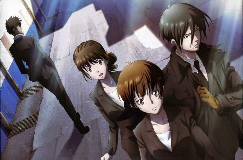Psychopath 2nd Season | Psycho-Pass 2nd Season | Psycho-Pass Second Season