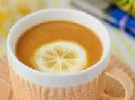 Фото: кофе с шоколадом и лимоном