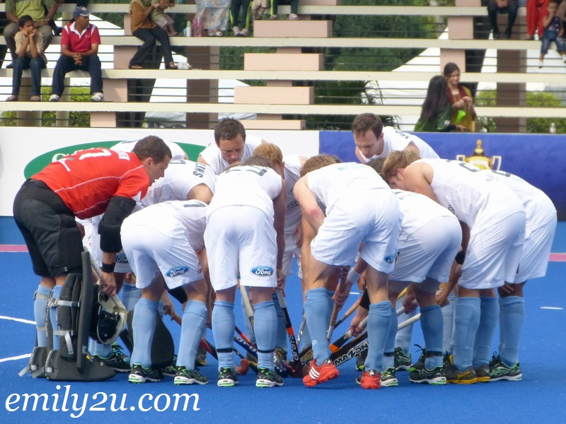 2012 Sultan Azlan Shah Cup - Match 7 - New Zealand vs. Pakistan