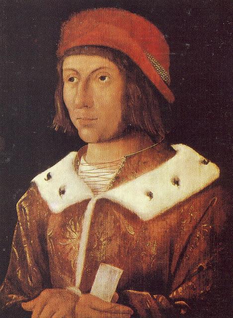 Albrecht Altdorfer - Friedrich der Siegreiche (1425-1476)