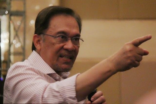 Anwar Ibrahim Panas Punggung Baca Pendedahan Berani Orang PAS Ini