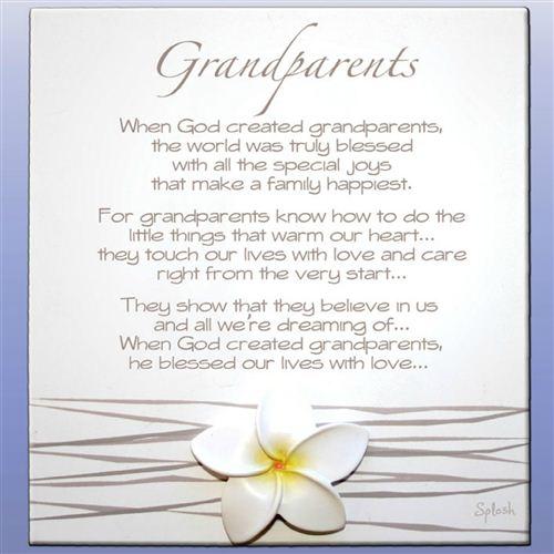 Grandparent Poems 7