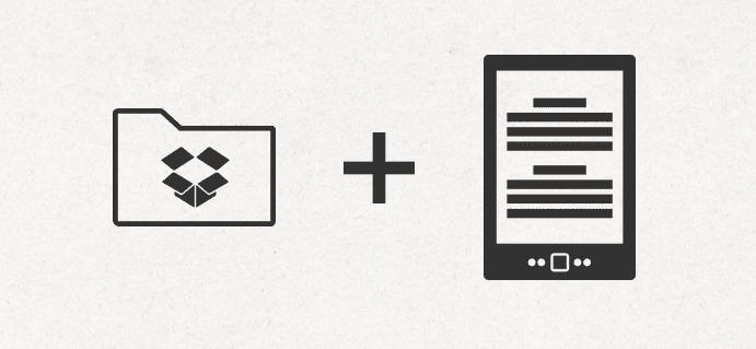Envía ebooks directo a tu Kindle desde Dropbox utilizando Kindlebox