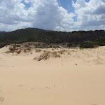 Bournda Beach and Lagoon to the south (106654)